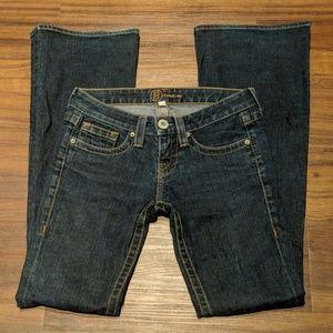 Bebe Flare Jeans Size 26
